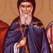 Seliger Johannes der Isaurer, Sabbas der Heeresführer