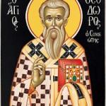 Seliger Theodoros Sykeotis, Martyrer Nearchos