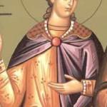 Seliger Titos, Martyrer Amphianós & Aedesios