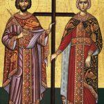 Apostelgleiche Konstantinos & Eleni