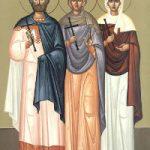 Petros, Dionysios, Christina und die anderen Martyrer