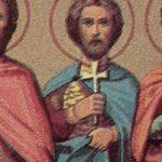 Isavros und seine Gefährten, Martyrer Manouíl, Sabél, Ismaíl