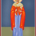 Mitrophanis von Konstantinopel, Martha und Maria, die Schwestern von Lazaros