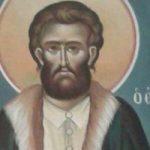 Sonntag des Blinden, Dorotheos von Tyros