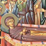 Entschlafen der heiligen Anna, Diakonin Olympiada, selige Evpraxia, Gedenken des 5. Ökumenischen Konzils