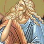 Prophet Elias der Thisbiter