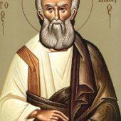9. Matthäussonntag (Christi Wandeln auf dem See), Apostel Thaddäus, Martyrerin Vassa und ihre Kinder