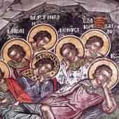 Die sieben Jünglinge in Ephesos