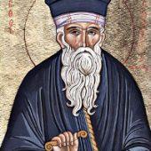 Martyrerpriester Eftychís, Kosmas der Ätolier, Übertragung der Reliquien des Dionysios von Ägina