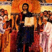 Symeon der Stylit, 40 Martyrerinnen