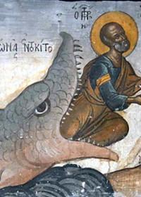 Apostel Kodratos, Prophet Jonas