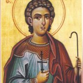 Martyrer Soson, Kassiani die Hymnendichterin