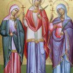 Martyrerinnen Minodora, Mitrodora Nymphodora