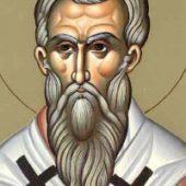 Martyrerpriester Kournoutos von Ikonion & Autonomos