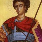 Martyrer Nestor, Prokla, die Ehefrau des Pilatus