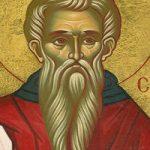 Seliger Symeon, der Neue Theologe, Martyrer Probos, Tarachos, Andronikos, Andromachos