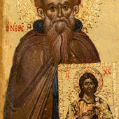 Seliger Stéphanos der Neue, der Bekenner, Martyrer Eirínarchos