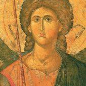 Synaxis der Erzengel Michael und Gabriel
