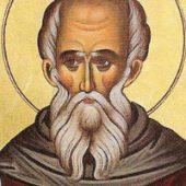 Seliger Sábbas, der Geheiligte, Martyrer Diogenis