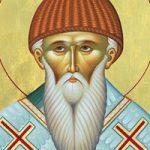 Spyridon von Trimythúnta, seliger Johannes, Bischof von Zichnes