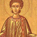 Stephanos, der erste Martyrer, Theodoros, der Beschriftete