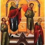 Sonntag des Pharisäers und Zöllners