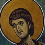 Apostel Ananias, Romanos Melodos