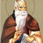 Charíton, der Bekenner, Prophete Barouch