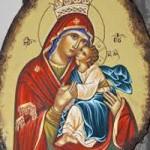 Festabschluss der Geburt der Gottesmutter