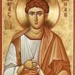Apostel Thomas, einer der zwölf