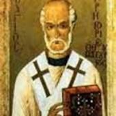 Grigorios der Wundertätige aus Neokaisareia