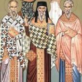 Übertragung der Reliquien des heiligen Georgios des Siegeszeichenträgers