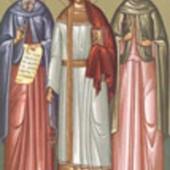 Martyrer Gourias, Samonas und Avivos
