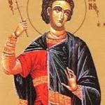 Martyrer Parámonos und Philoúmenos