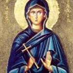 Selige Martyrerin Eugenia