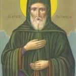 Seliger Patapios, Sosthenis, Apollo und andere Apostel
