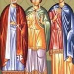Minas Kallikelados (der gut Singende), Ermogenis, Evgraphos