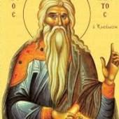 Aus den geistlichen Unterweisungen des Gerontas Symeon,