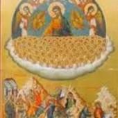 Sonntag nach Christi Geburt, die Heiligen 20.000 in Nikomedeia