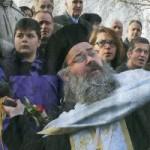VIDEO Orthodoxe Fluss-Segnung in Würzburg/Main am Fest