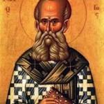 15. Lukassonntag, Grigorios der Theologe