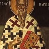 Reiner Montag, Polykarpos von Smyrna, Gorgonía