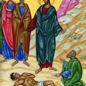 4. Fastensonntag, Sonntag des seliger Johannes Klimakos, Martyrerpriester Basileios