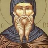 Seliger Benediktos, Évs'chimos von Lampsakos der Bekenner