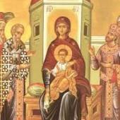Martyrerin Matrona von Thessaloniki