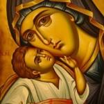 4. Gottesmutterpreisungen, die im Kloster des heiligen Sabbas getöteten Mönchsväter