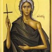 Selige Maria, die Ägypterin