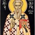 Seliger Theodoros Sykeotis, Apostel Nathanail, Martyrer Nearchos