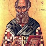 Übertragung der Reliquien des Athanasios des Großen