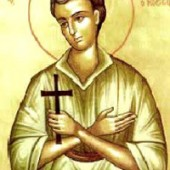 Martyrerpriester Elladios, Johannes der Bekenner, der Russe